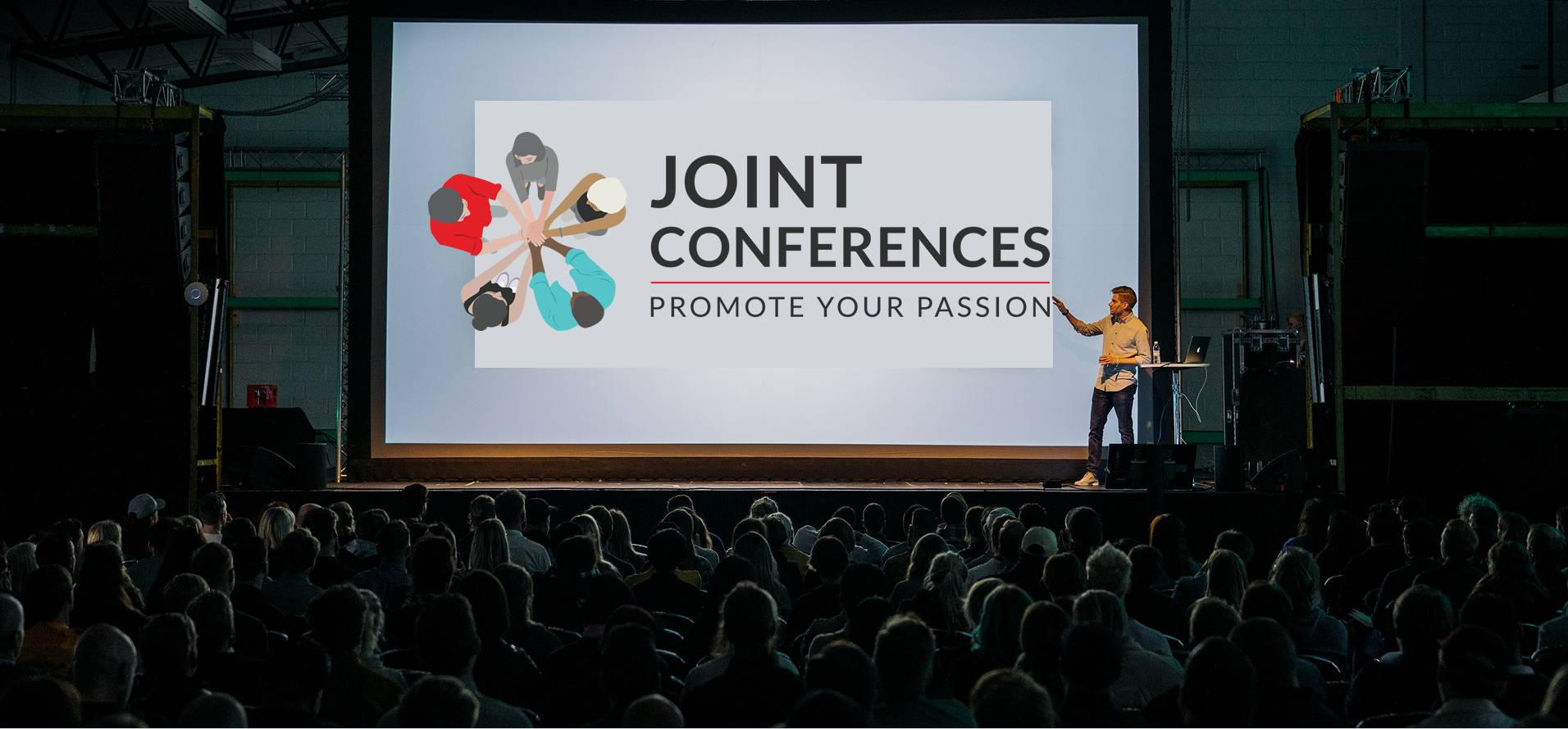 Promote Your Passion with Joint Conferences